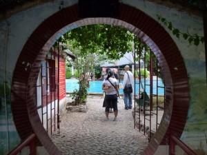 Retour à Dali, Hot spring puis Shuang lang