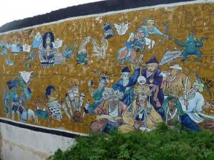 Kunming, village des minorités (suite)