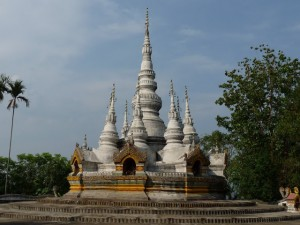 Damenlong, Galamba, descente du Lancang river (Mekong)