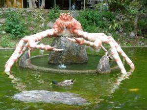 Toucheng, musée des crabes, et la maison Japonaise du chef de gare de Toucheng