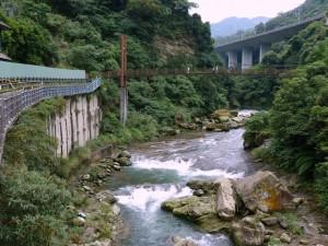 Shiding, proche de Taipei (Est)