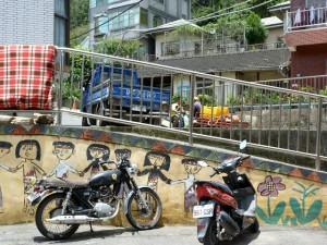Puli Jour 10 – En passant, par les villages de l'éthnie Bunun de Loloko et Dili, en scooter