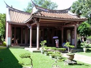 Tainan Jour 2 – Fort Provintia, Confucius Temple, Musée du sel, en scooter