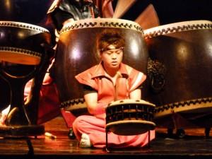 Tainan Jour 6 – Groupe de percusionnistes Ten Drum, en scooter
