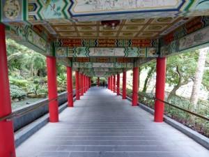 Taipei. Muzha, petite promenade dominicale