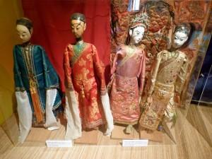 Taipei Dadaocheng. Lin Liu Hsin Puppet Theatre Museum
