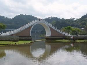 Taipei Dahu Park et dans le quartier de SHIH CHIEN University