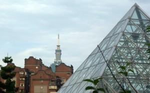 Xizhi, Taipei. Exposition Renoir puis concert au parc Daan