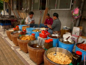Miaoli county. Nanzhang puis Dahu la capitale de la fraise…