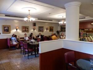 Taipei. Café Astoria, 明星咖啡館