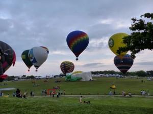 Comté de Taitung. Luye Gaotai International Balloon Fiesta