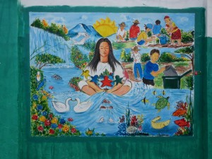 Puerto princesa, Palawan peintures murales