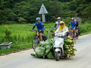 De Nantian, 南田 en pays Paywan, en prenant la route 199, route sud