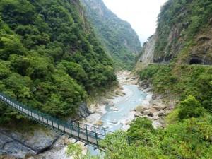 Comté de Hualien . De Liyu Lake vers Hehuanshan 合歡山 en passant par les gorges de Taroko 太魯閣