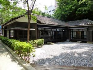 Taipei. Librairie Eslite, et deux maisons japonaises restaurées (dédiées à la poésie)