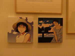Kanazawa. Expo Hisashi Eguchi