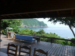 Kagoshima, village de samouraï sel et bord de mer