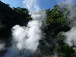 Beppu (Kyushu) côté Onsen