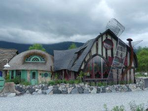 Café SAM, près de Liyu Lake