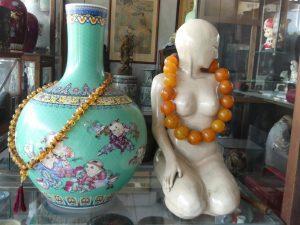 Pingtung. Antiquités, près de Sandimen.