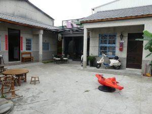 Pingtung. Une GH «rétro» (ruine de 60 ans rénovée) et autres vues