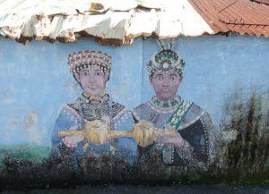 Taitung. Village de Da Wang, puis Jinfong puis Jinfeng/Sinsing un peu avant Taimali (en venant de Taitung). En pays Paywan.
