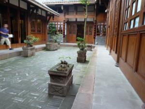 Chengdu, puis Jiuzaigou