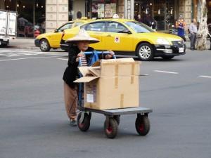 Taipei, de tout et de rien. MOCA (musée). Noël à Xizhi