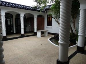 Taipei. Yangmingshan, Maison de l'écrivain Lin Yutang