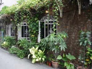 Taipei, Wisteria tea house
