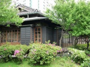 Taipei, Sun Yat Sen Memorial House, à côté de la gare de Taipei Main Station