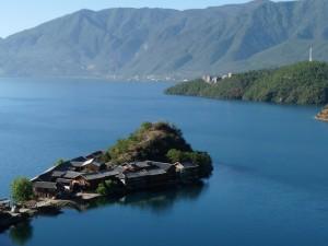 Lugu lake, Sha xi