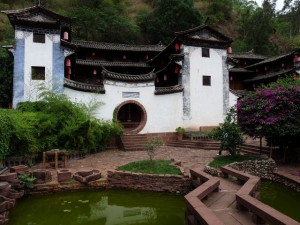 Hei Jing, ancienne capitale du sel
