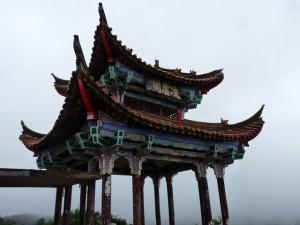 Kunming, lac Dian chi