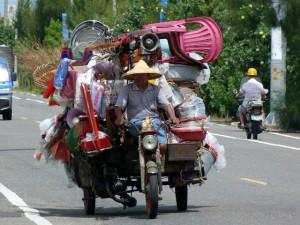 Tainan Jour 4 – Vers Beimen. Premier musée médical de Taiwan, en scooter