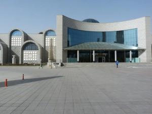 Urumqi. Musée du Xinjiang et des diverses minorités présentes au Xinjiang