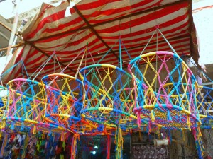 Kashgar, le Grand Bazar