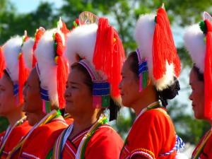 Hualien County Jour 2 – Liyu lake, danses Amis