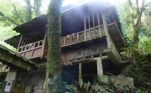 Taipei. Si Shou Shan, et la découverte des poétiques maisonnettes du professeur Yi 易教授