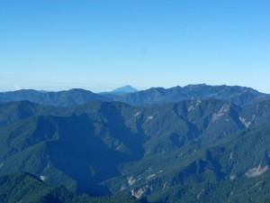 Trois jours de randonnée Jiaming lake. Taitung County