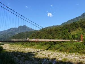 De Taipei à plus loin que Neiwan, 內灣