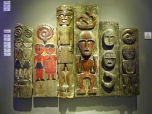 Taipei. Museum of Institute of Ethnology. Aboriginal Culture. Academia Sinica. 中央研究院