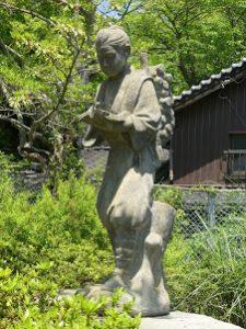 Mitarai, (sur l île de Osaki shimojima) puis un peu plus loin vers l'ouest