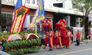 Nantou. Cérémonie et Offrandes facturées…